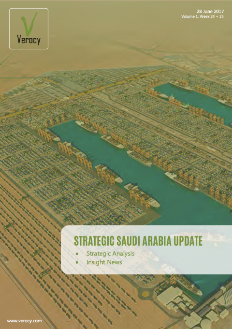 Saudi Arabia Strategic Update – Issue 9, 2017