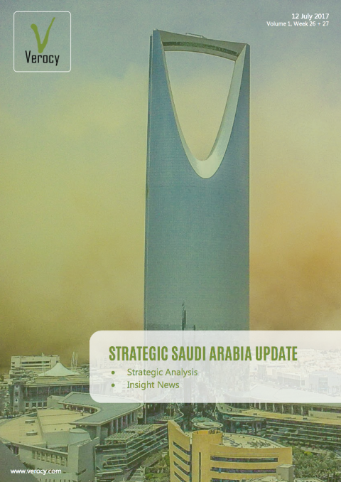 Saudi Arabia Strategic Update – Issue 10, 2017