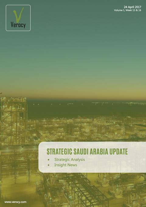 Saudi Arabia Strategic Update – Issue 4, 2017