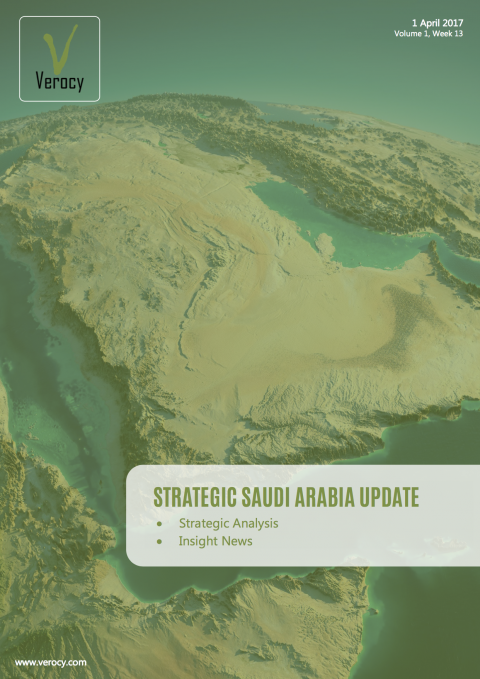 Saudi Arabia Strategic Update – Issue 2, 2017