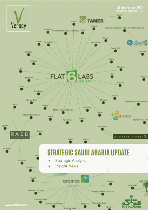 Saudi Arabia Strategic Update – Issue 13, 2017