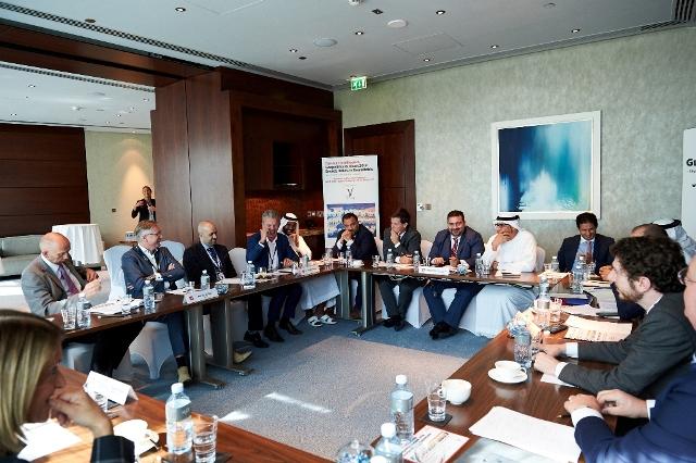 Geopolitics Outlook 2018 – Adipeq, Abu Dhabi