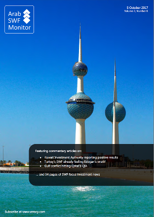 Arab Sovereign Wealth Fund Monitor – Issue 8, 2017