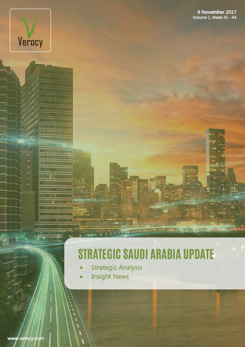 Saudi Arabia Strategic Update – Issue 15, 2017