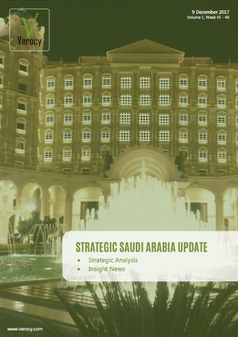 Saudi Arabia Strategic Update – Issue 16, 2017