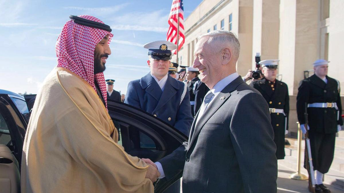Saudi Arabia's MBS steps up implementation localization defense
