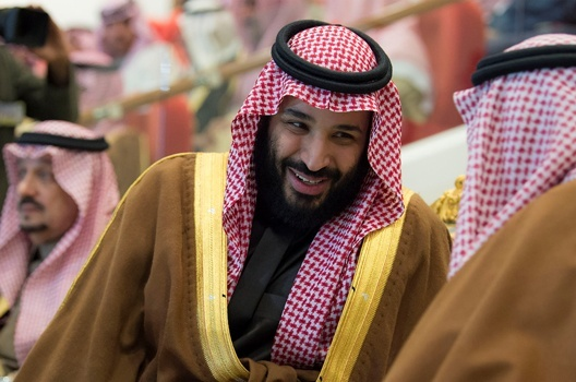Saudi Crown Prince's Power Consolidation Puts Vision 2030 Back on Track