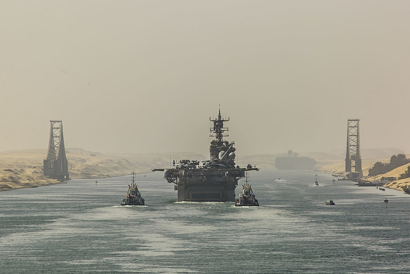 Egypt Is Becoming Central to NATO-Area Geo-Economics
