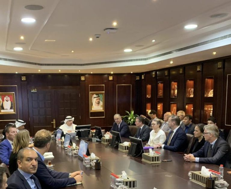 DEWA CEO, Food – Water – Energy Innovation Mission